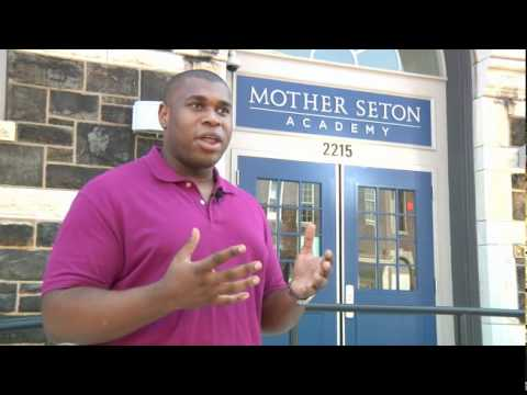 Graduate recounts Mother Seton Academy's impact