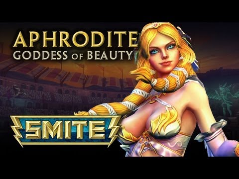 SMITE God Reveal - Aphrodite, Goddess of Beauty