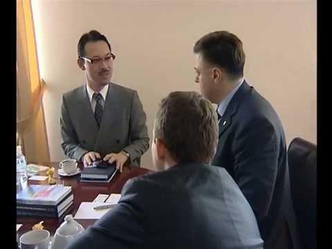 Олег Тягнибок отримав відзнаку від Японії