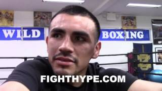 FRANKIE GOMEZ RECALLS SPARRING MANNY PACQUIAO, MIGUEL COTTO, LUCAS MATTHYSSE AND MORE