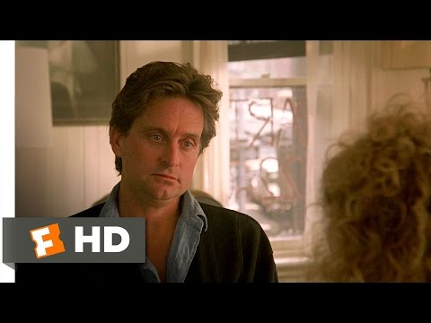 Fatal Attraction (2/8) Movie CLIP - A Married Man (1987) HD