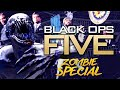 BLACK OPS ZOMBIES - FIVE ★ 1 Hour Special