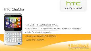 Review: HTC ChaCha | BestBoyZ