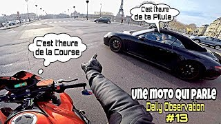 Une Moto Qui Parle - Daily Observation #13