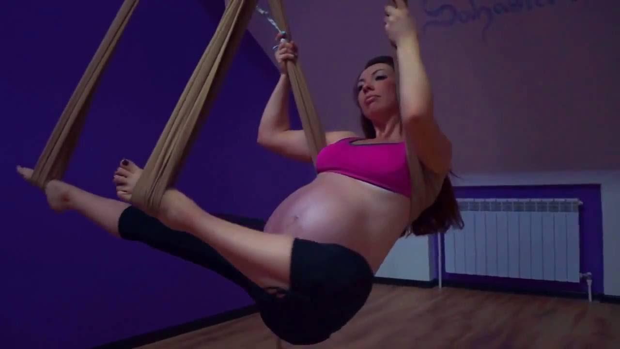 Антигравити йога для беременных 576