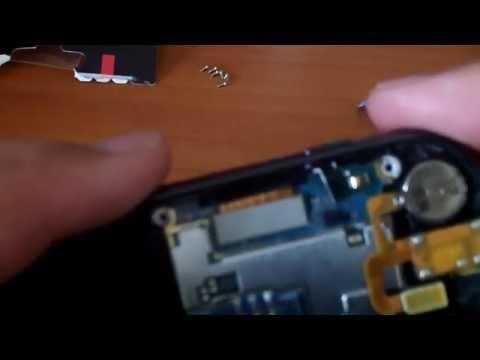 Solución Sticky Power Button o botón atascado en Samsung Galaxy T989