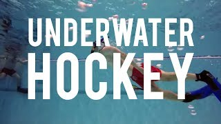 UL Sub Aqua Club, Underwater Hockey