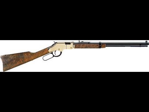 HENRY GOLDEN BOY .22LR LEVER ACTION RIFLE
