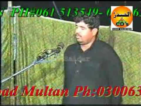 Syed Aamir Abbas Rabbani 5th Moharram Part 01 06 video