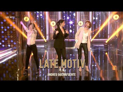 LATE MOTIV - Las 'Drac Pack' nos cantan y nos cuentan | #Latemotiv169