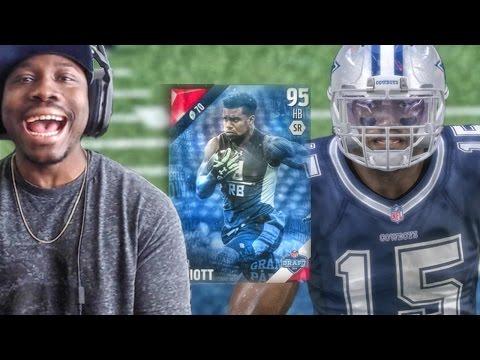 ZEKE THE FREAK ELLIOT INSANE NFL DEBUT! Madden 16 Ultimate Team Gameplay Ep. 49