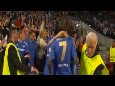 FINAL EUROPA LEAGUE 2013 | BENFICA 1-2 CHELSEA HD