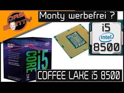 NEUER COFFEE LAKE Intel Core i5 8500 - Warum ist DasMonty werbefrei  / nicht monetarisiert ?