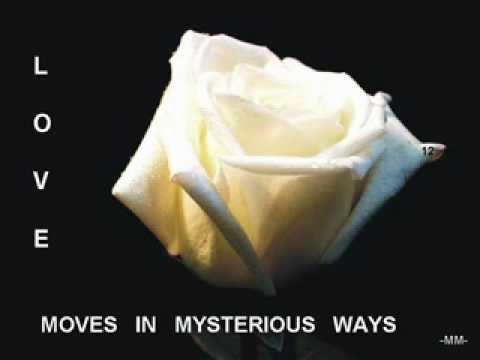 find love in mysterious ways Mysterious ways is a canadian/american television science fiction/drama series that was produced in-house by what was once love's divine scott williams: john.
