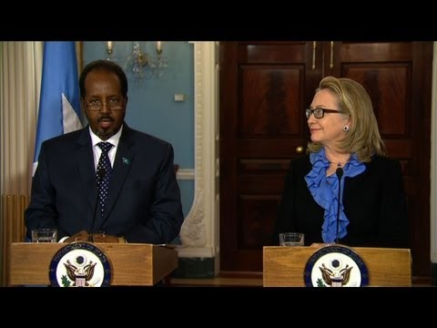 US, Somalia launch new era of diplomatic ties