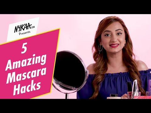 5 Amazing Mascara Hacks ft. Aishwarya Kaushal | Nykaa