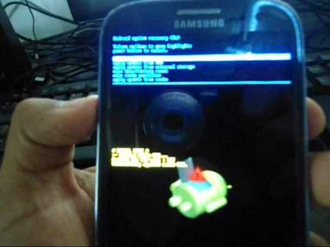 Como Instalar actualizacion de samsung Galaxy s3 AT&T SGH-I747