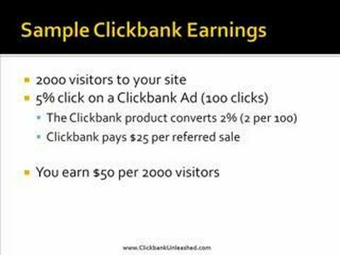 Adsense vs. Clickbank - By the Numbers