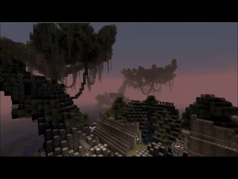 Isla de las Fantasías Mapa para Minecraft 1.2.5