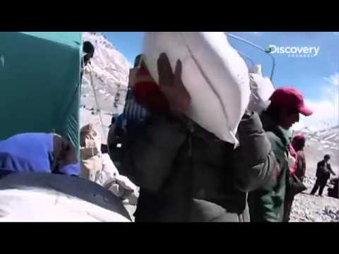 Everest Jump Live - The Sherpas Of Nepal (Preparing For Everest)