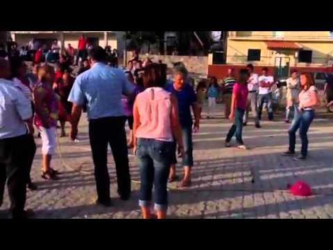 Agroch�o senhor da piedade 2012-jogo da corda