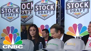 Stock Draft Round One Picks Bitcoin, Amazon And More  CNBC