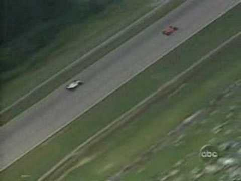 1998 CART Mid-Ohio Michael Andretti's Crash Video