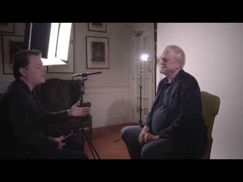 Eddie Izzard interviews John Cleese about his comedy influences and more