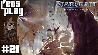 STARCRAFT #21 - Die Invasion von Aiur ► Let's Play