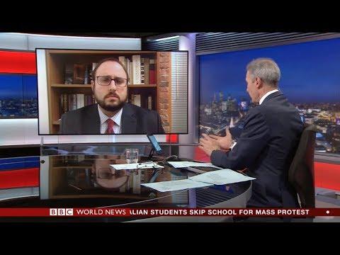 Seth Abramson on BBC World News (11.29.18)