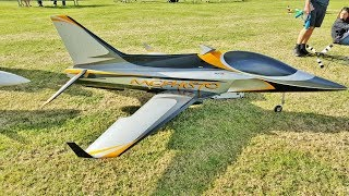 """MEPHISTO"" RC SPORTS JET - CARF MODELS AT WESTON PARK INTERNATIONAL - 2017"