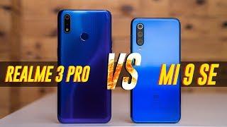 Realme 3 Pro vs Xiaomi Mi 9 SE - Full hands-on comparison