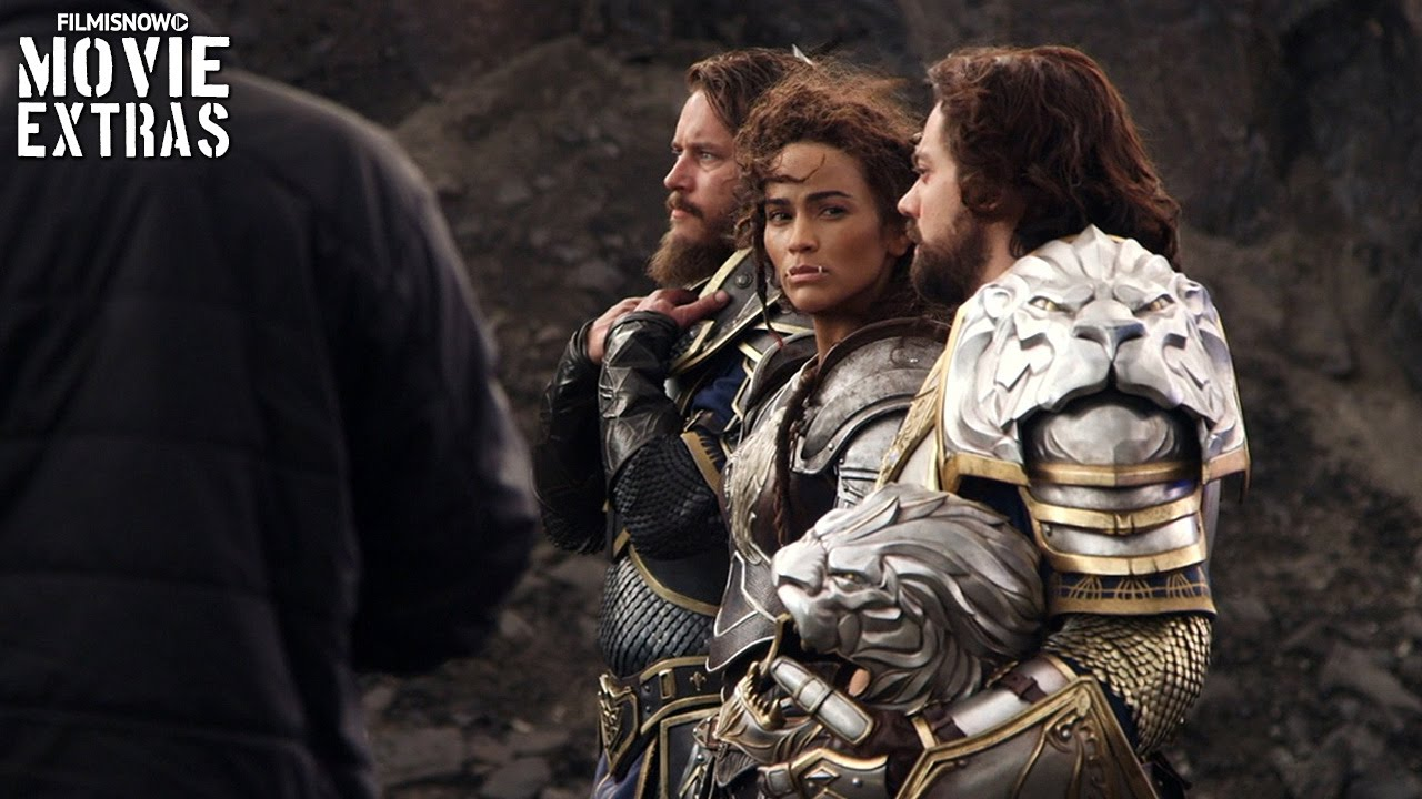 Go behind the Scenes and find out how Warcraft was made (2016)