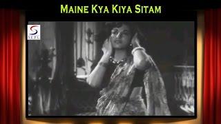 Maine Kya Kiya Sitam | Lata Mangeshkar @ Kali Ghata | Kishore Sahu, Bina Rai