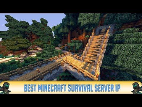 ✔ Minecraft: Best Multiplayer Survival Server