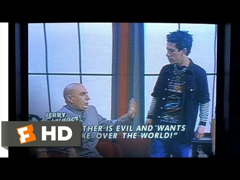Austin Powers: The Spy Who Shagged Me (1/7) Movie CLIP - The Evils on