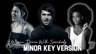 Whitney Houston I Wanna Dance With Somebody Minor Key Future Sunsets 7th Ave