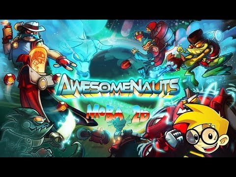 Awesomenauts - MOBA 2D