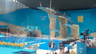 Olympic Womens Diving