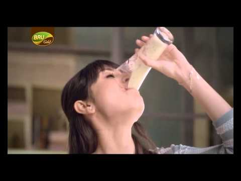 BRU Gold New AD - Cold Coffee - Imran & Anushka