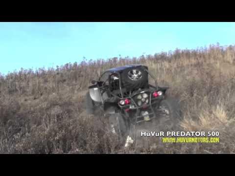 Best NEW 2011 HuVuR Predator Series UTV ATV Dune Buggy Go Kart 250cc - 1100cc EFI