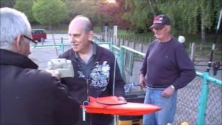 mats nitro crap boat