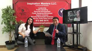 Shrenu Parikh, 2018 USA. Latest interview.