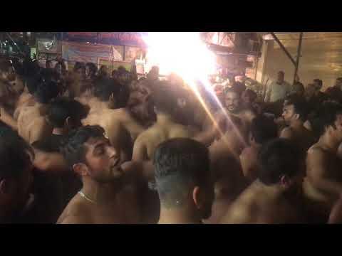 18 SAFFAR SHAAM PURSA PART 2 -KALAM ZAINAB swt ROONDI RAYI -NOHAKHANI #QBH #GULDASTA E JAFFRIA