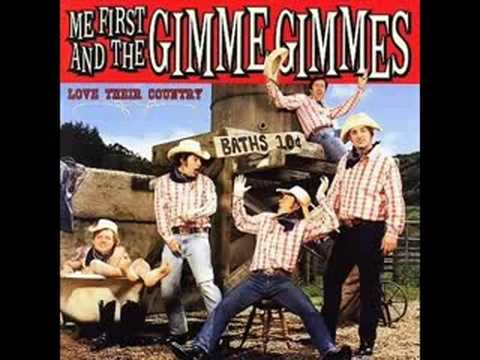 Me First And The Gimme Gimmes - Jolene