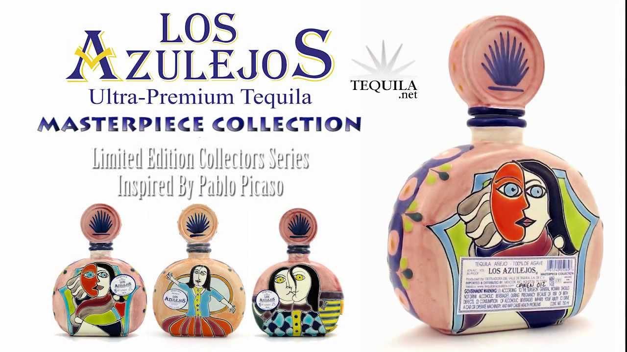 Tequila Los Los Azulejos Tequila Añejo