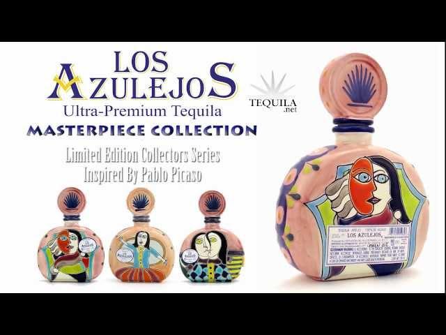 Tequila Los ▶ Los Azulejos Tequila Añejo
