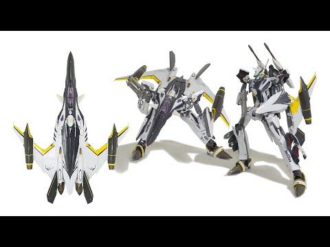 Bandai DX YF 29 Transformation