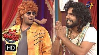 Sudigaali Sudheer Performance   Extra Jabardasth   9th  March 2018    ETV Telugu
