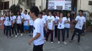 Group 1 - Directioners Cheer/Yell (KNHS MathCamp 2012)
